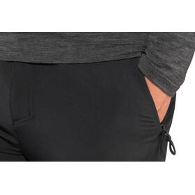 Meru Orewa - Pantalones Hombre - gris/negro